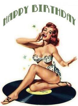 Happy Birthday Sexy Girl Happy Birthday