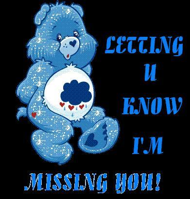 Letting U Know Im Missing You Miss You
