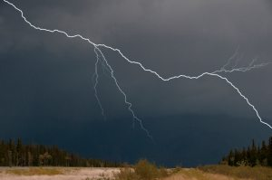 Once rare Arctic lightning is now more common – and may transform the region