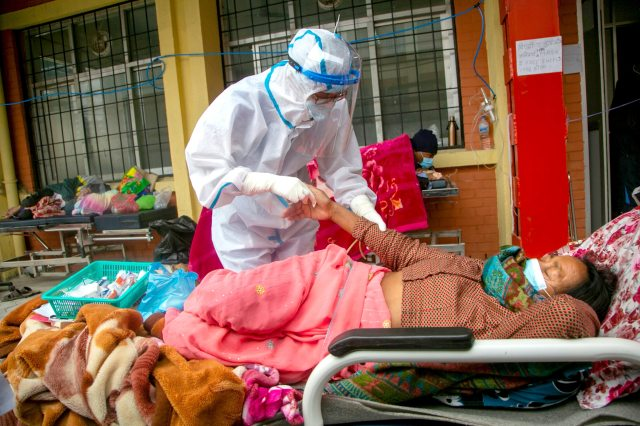 COVID-19 spirals out of control in Nepal: 'Every emergency room is full now'