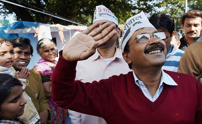 What Arvind Kejriwal Said In His Victory Speech