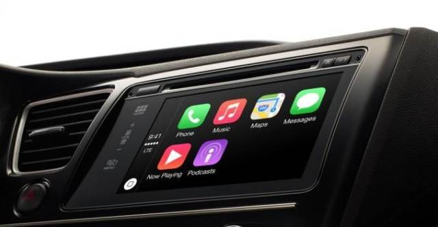 Apple CarPlay now attains integration with one the biggest charging networks on the planet