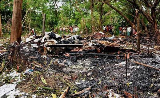 11 People Killed in West Bengal Firecracker Factory Blast; State BJP Demands Probe