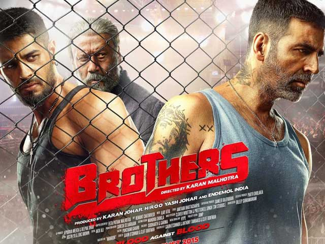 Image result for brothers poster akshay