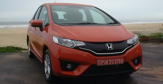New Honda Jazz 2015