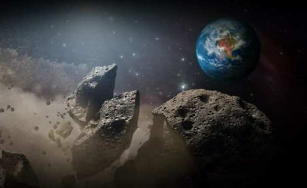 Football Field-Sized Asteroid Flew By Earth. Scientists Nearly Missed It.