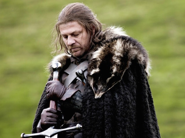 Image result for ned stark