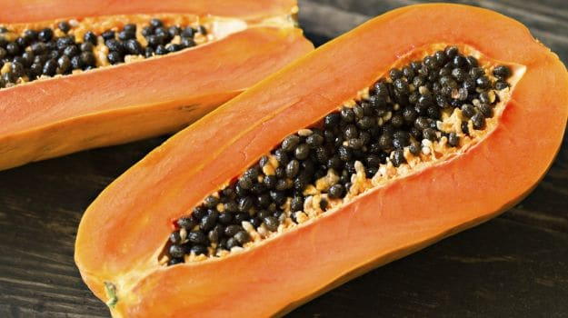 Papaya Helps In Removing Blackness On Neck-Telugu Health News