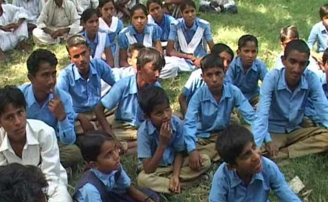 In a Rajasthan Village, Dalit Children Are Afraid To Go To School