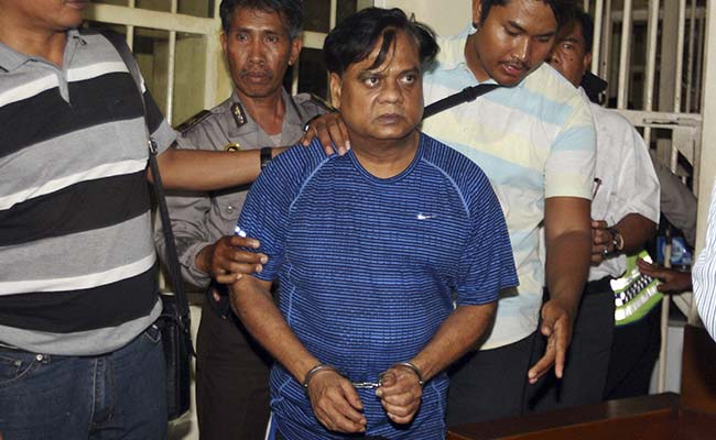 Gangster Chhota Rajan Tests Covid Positive, Admitted To AIIMS