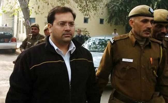 'Decide Within A Week': Court On Manu Sharma's Parole Request