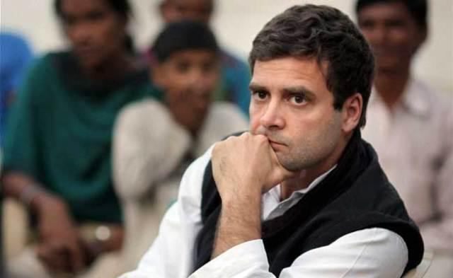 जेएनयू विवाद : राहुल गांधी ने राष्ट्रपति से मुलाकात की, कहा - देशप्रेम मेरे खून में है..