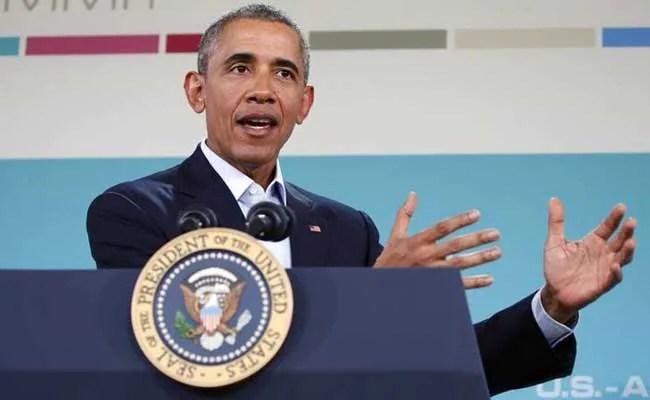 बराक ओबामा की चेतावनी, IS के 'पागल लोग' कर सकते हैं परमाणु हथियारों का इस्तेमाल