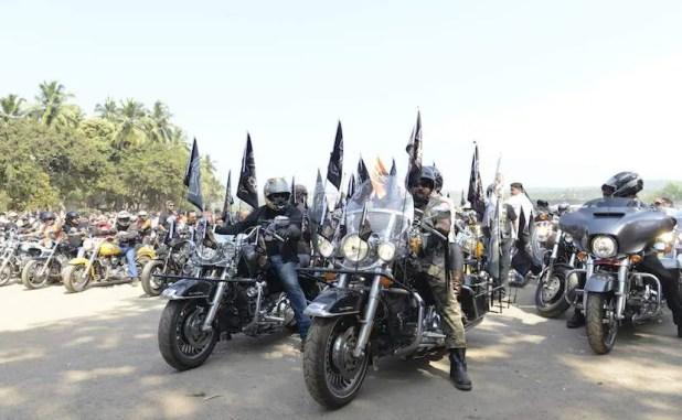 Harley-Davidson HOG Rally Parade