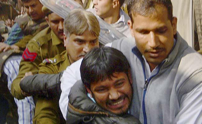 पुलिस के दावों से अलग कन्हैया कुमार की मेडिकल रिपोर्ट में घायल होने की पुष्टि
