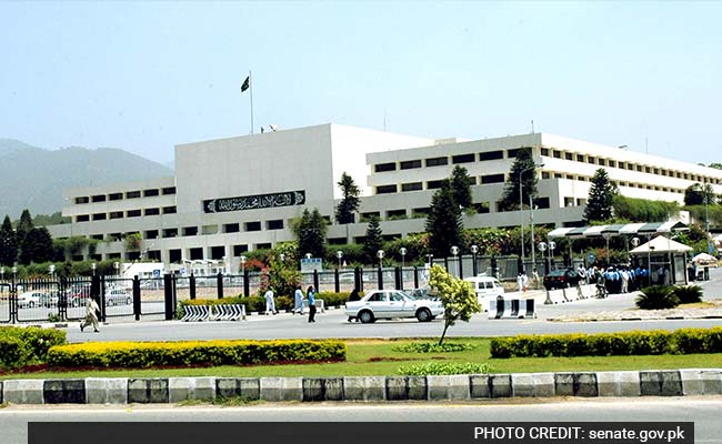Pakistan Lawmakers Hurl Abuses, Throw Copies Of Budget In Parliament