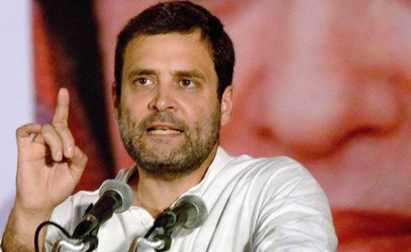 Rahul Gandhi Accuses Modi Government Of Bullying JNU ...