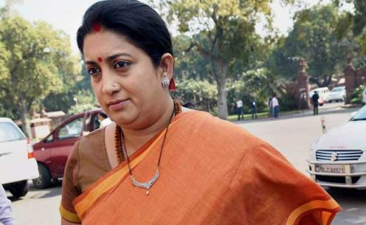 Smriti Irani Vs Doctor's Family Over Weekend Accident On Highway