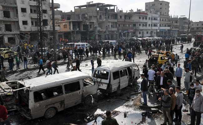 सीरिया में संघर्ष विराम समझौता आज से लागू, लेकिन सफलता पर कई शक कायम