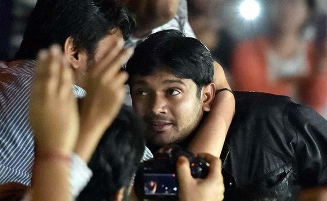 जेएनयू विवाद : कन्हैया कुमार को जान से मारने की धमकी वाला नया पोस्टर सामने आया