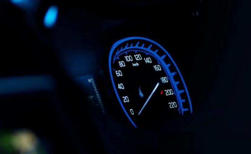 Maruti Suzuki Vitara Brezza Speedometer
