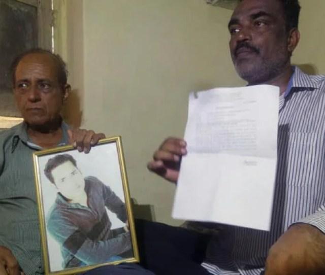 Family Of Hyderabads Mir Baquer Ali Rizvi Found Dead At London Station