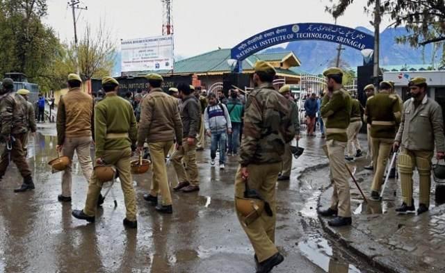 एनआईटी श्रीनगर विवाद पर बोली पुलिस- राष्ट्रवाद पर प्रमाण-पत्र की जरूरत नहीं