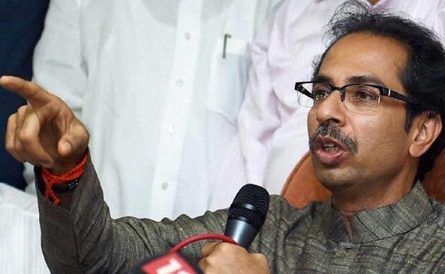 Uddhav Thackeray's 'Cloudburst' Remark On Mumbai Rains Causes Flutter