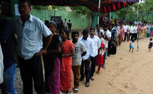 Millions Vote In Tamil Nadu Assembly Polls