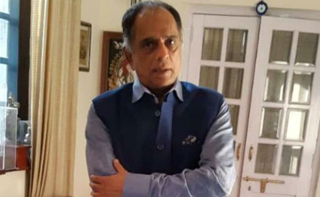 Pahlaj Nihalani Sacked As Censor Board Chief, Adman Prasoon Joshi To Replace Him