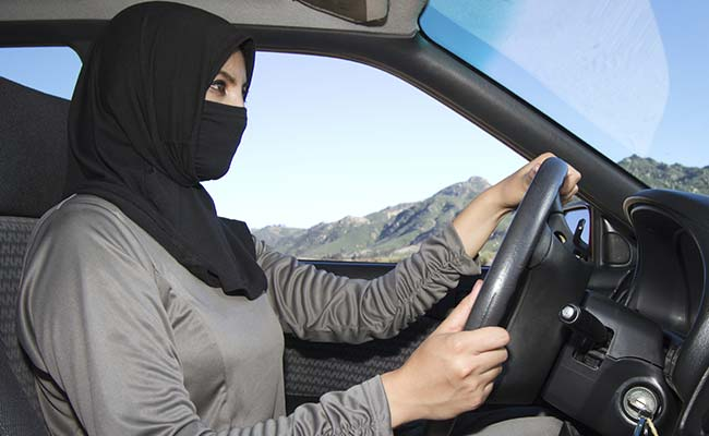 Saudi women rejoice at end of ban on driving