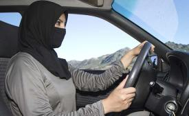Image result for Saudi issues Royal decree allowing women to drive