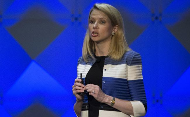 Yahoo CEO Marissa Mayer's attempts to turnaround the company ended in a failure