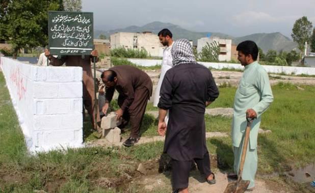 Graveyard Or Playground? Pakistan Row Over Osama Bin Laden Compound