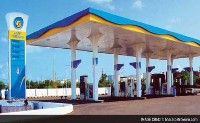 Bharat Petroleum Shares Gain On Report Of Lowering Stake In IGL, Petronet LNG