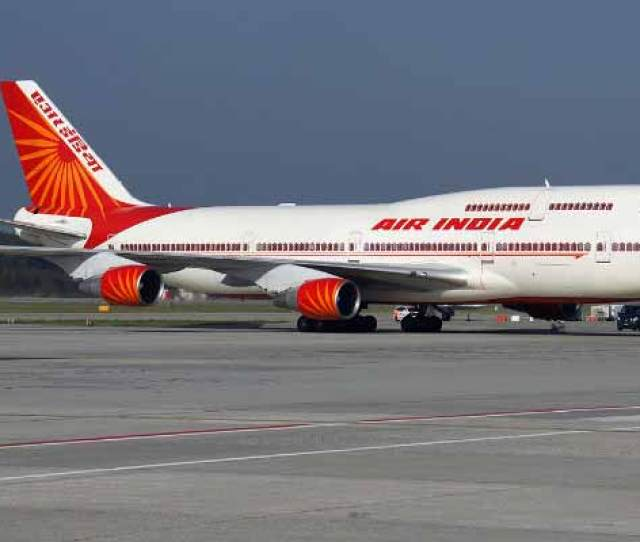 Angered By Air India Flight Delay Drunk Man Stabs Himself With Pen