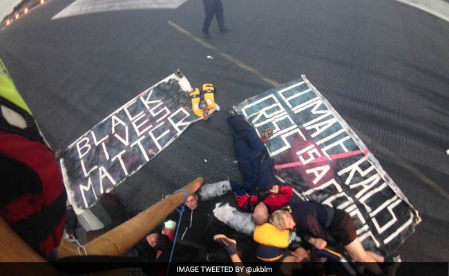 London City Airport Protest Ends, British Airways Delays Continue
