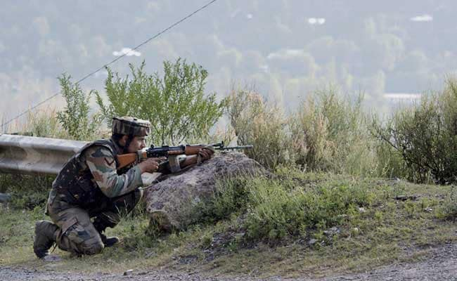 8 Terrorists Killed In Encounter With Army In Jammu and Kashmir's Uri