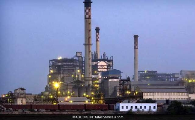 Tata Chemicals Plunges Over 6% Post March Quarter Results
