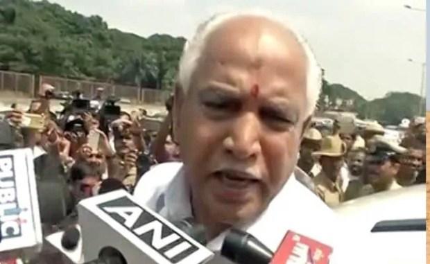BS Yeddyurappa's 'Chicken' Jibe 'Sign Of Sick Mentality': Shiv Sena