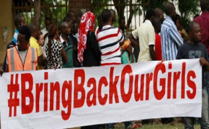 Image result for Nigeria marks 1,000 days since Chibok girls' abduction
