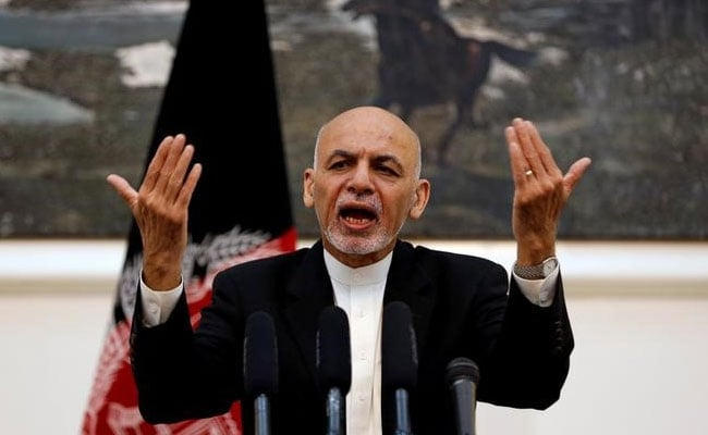 Afghan President Ashraf Ghani Welcomes Donald Trump's 'Enduring Commitment'