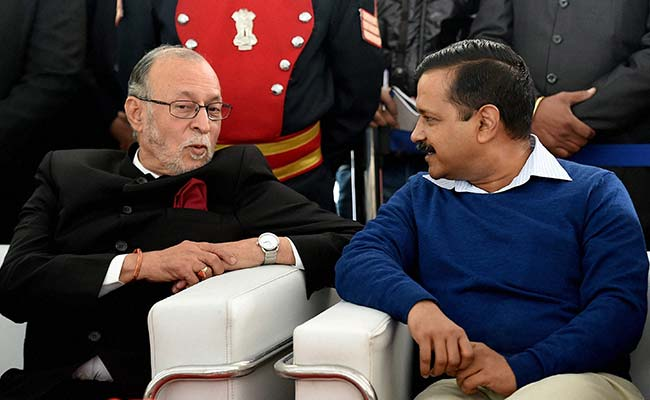 AAP Vs Centre LIVE: Real Power With Elected Government, Says Top Court