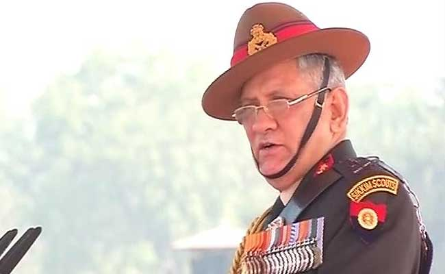 Incidents Like Doklam Likely To 'Increase' In Future: Army Chief