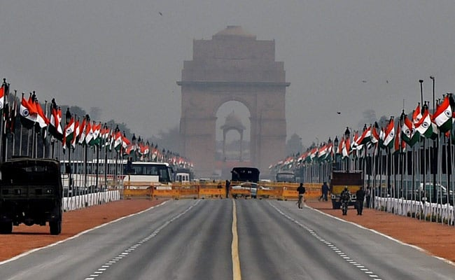 Next R-Day Parade On Refurbished Rajpath After Central Vista Completion