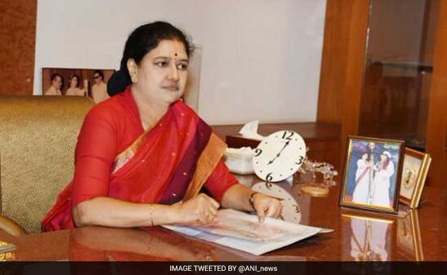 Image result for AIADMK Scales Down Its Tone On Sasikala In Tamil Nadu