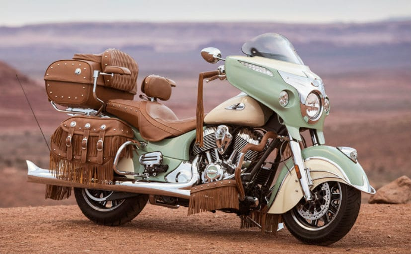 Image result for Indian RoadMaster car and bike