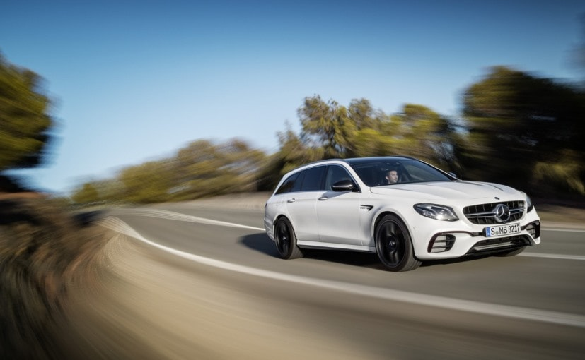 Mercedes Amg E 63 And E 63 S Estate Revealed With 4matic