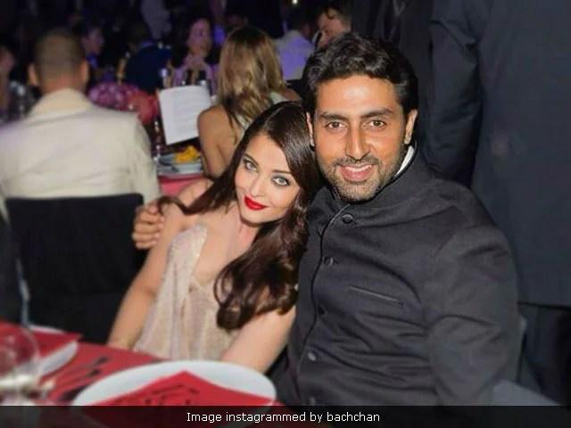 Aishwarya Rai And Abhishek Bachchan May Act Together Again