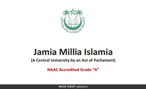 Jamia Millia Islamia School Admission Process Begins